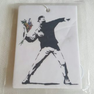 Flower Thrower Car Freshener