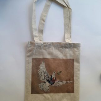 Totebag - Armored Dove