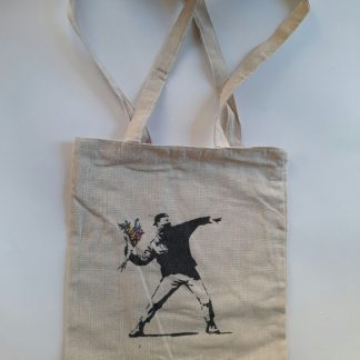 Totebag - Flower Thrower