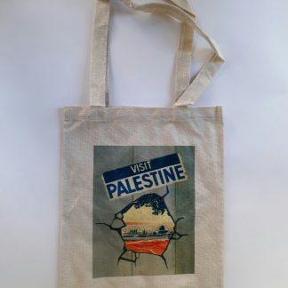 Totebag - Visit Palestine