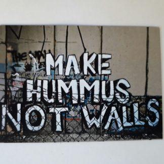 Magnet - Make Hummus
