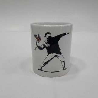 Mug- Flower Thrower