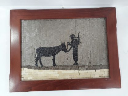 Donkey Documents Mosaic