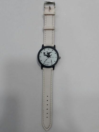 Flower Thrower Wristwatch (White)