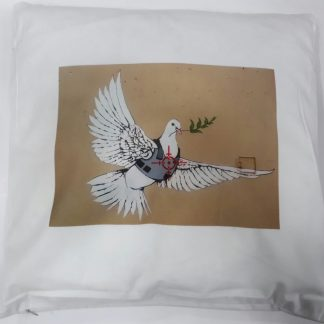 Pillowcase - Armored Dove
