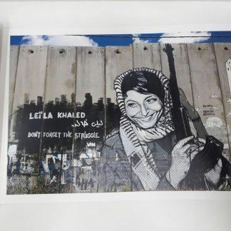 Poster - Leila Khaled