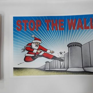 Poster - Stop the Wall