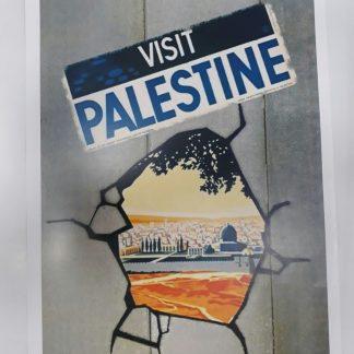 Poster - Visit Palestine