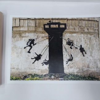 Poster - Playful Watch Tower