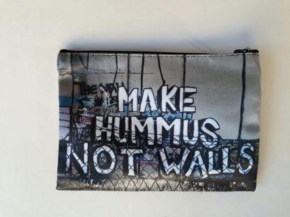 Small Zipper Purse - Make Hummus