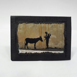 Wood Frame - Donkey Documents