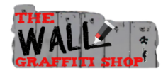 "The WALL Graffiti Shop -""Banksy Shop"""
