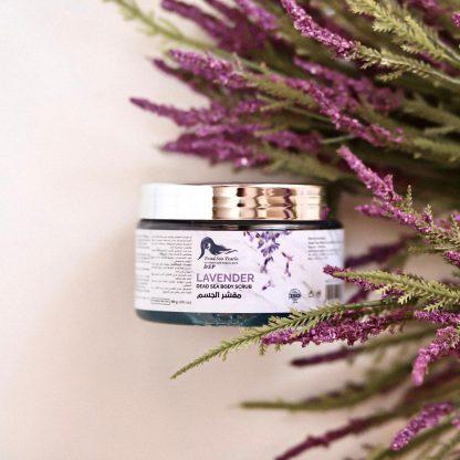BodyScrub-Lavender