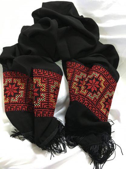 EmbroidedScarf